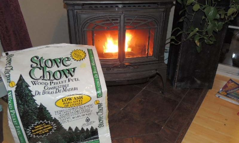 Wood Pellets Tags Stove Chow
