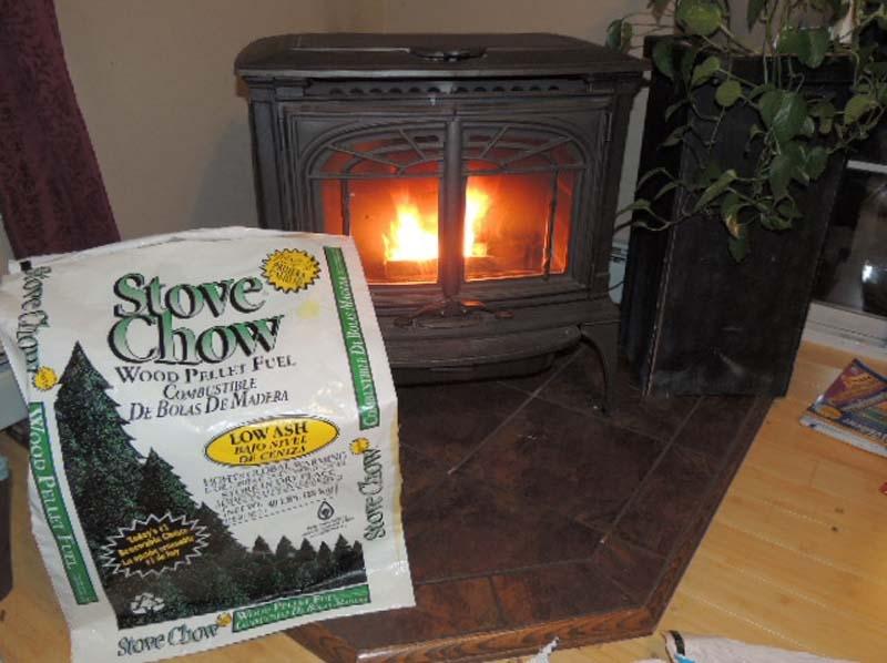 Stove Chow Wood Pellets - Wood Pellet Reviews