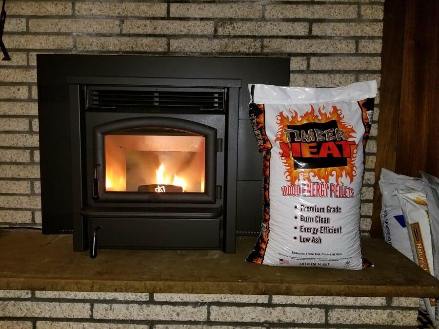 Timber heat pellets wood pellet reviews