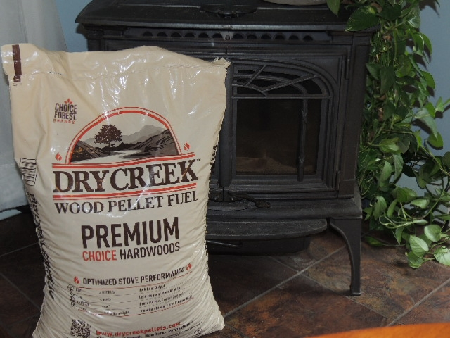 Dry Creek Wood Pellets Wood Pellet Reviews