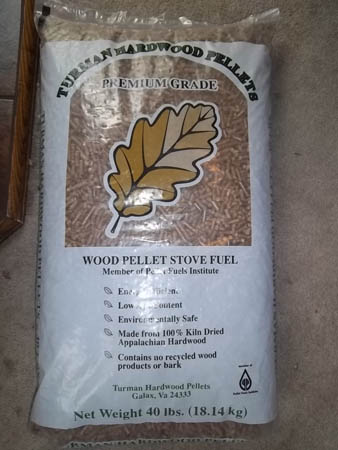 Turman Hardwood Pellets Wood Pellet Reviews