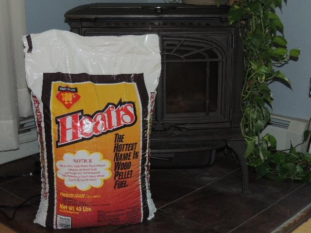 Heatrs Wood Pellets - Wood Pellet Reviews