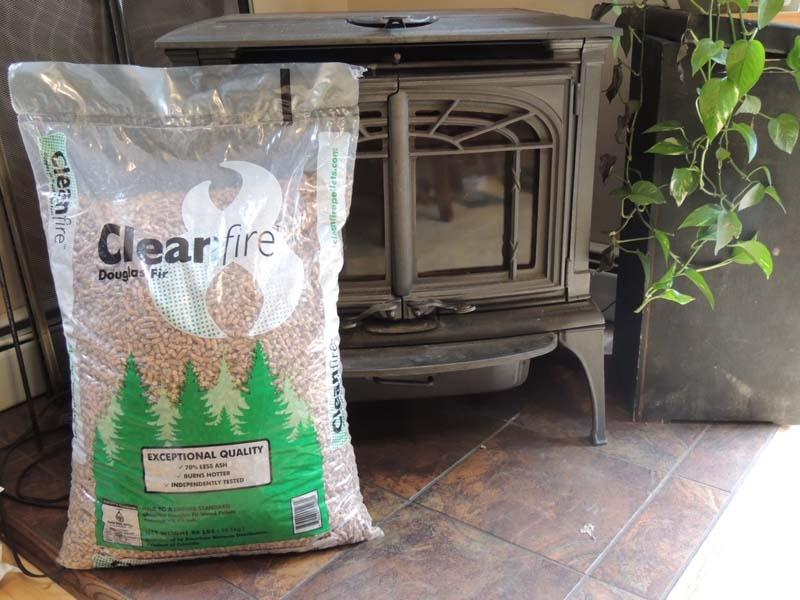 Cleanfire Douglas Fir Wood Pellet Reviews