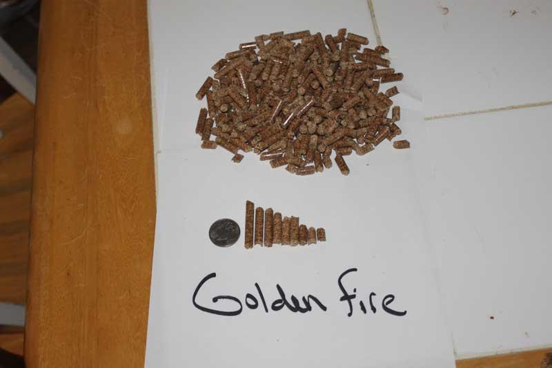 Golden Fire Wood Pellets Wood Pellet Reviews