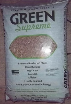 Green Supreme Wood Pellets Wood Pellet Reviews