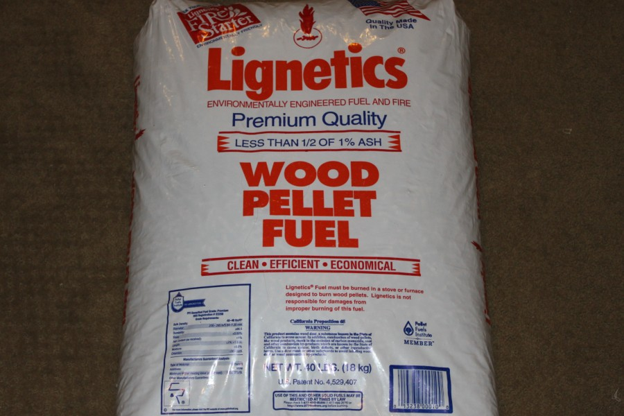 Lignetics Softwood Pellets Wood Pellet Reviews